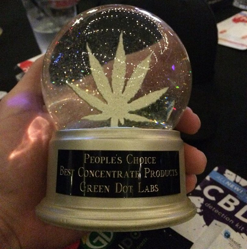 Best Cannabis Concentrate Product