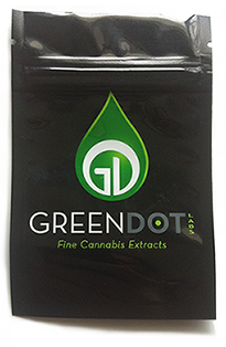 Cannabis extract packaging