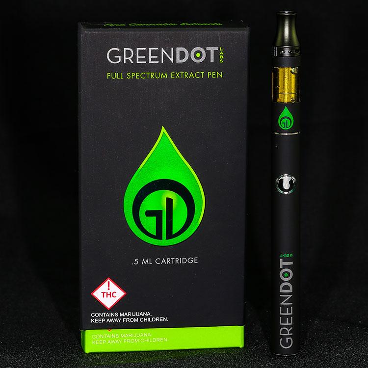 Full Spectrum Cannabis Extract Pen